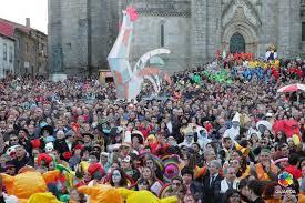 Desfile e ″Julgamento do Galo″ no cartaz do Carnaval da Guarda