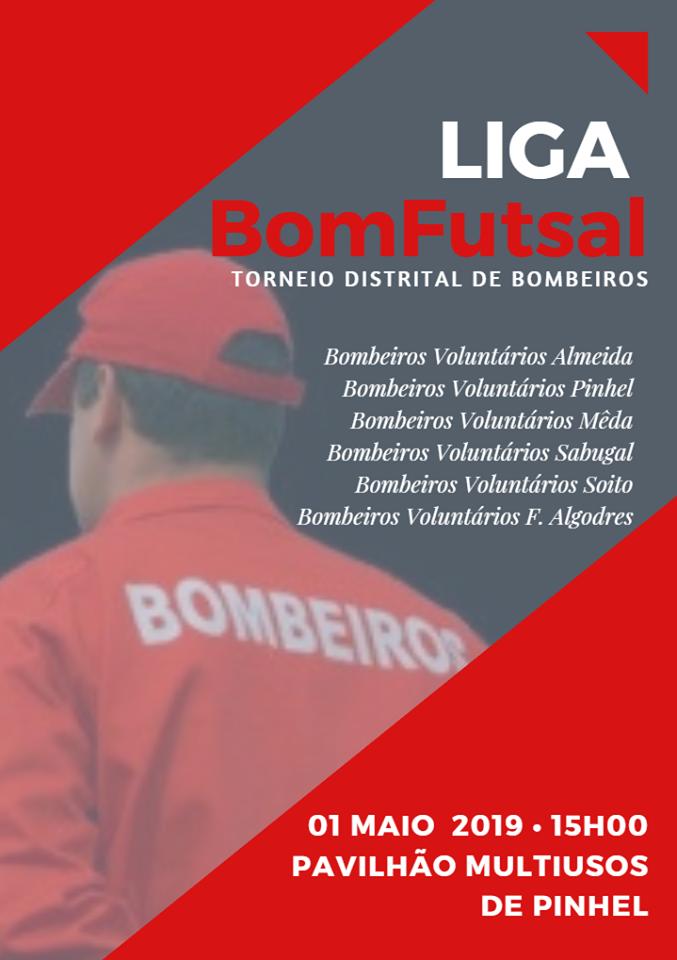 """""""Liga BomFutsal"""" disputa-se esta quarta-feira em Pinhel"""
