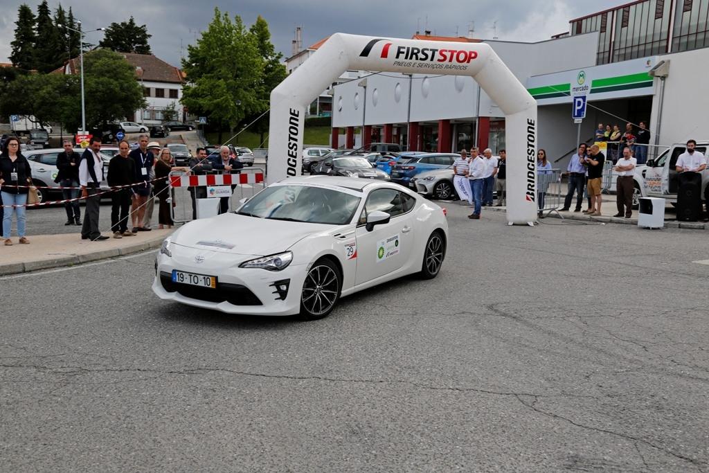 Rali Bridgestone / First Stop regressa à Guarda