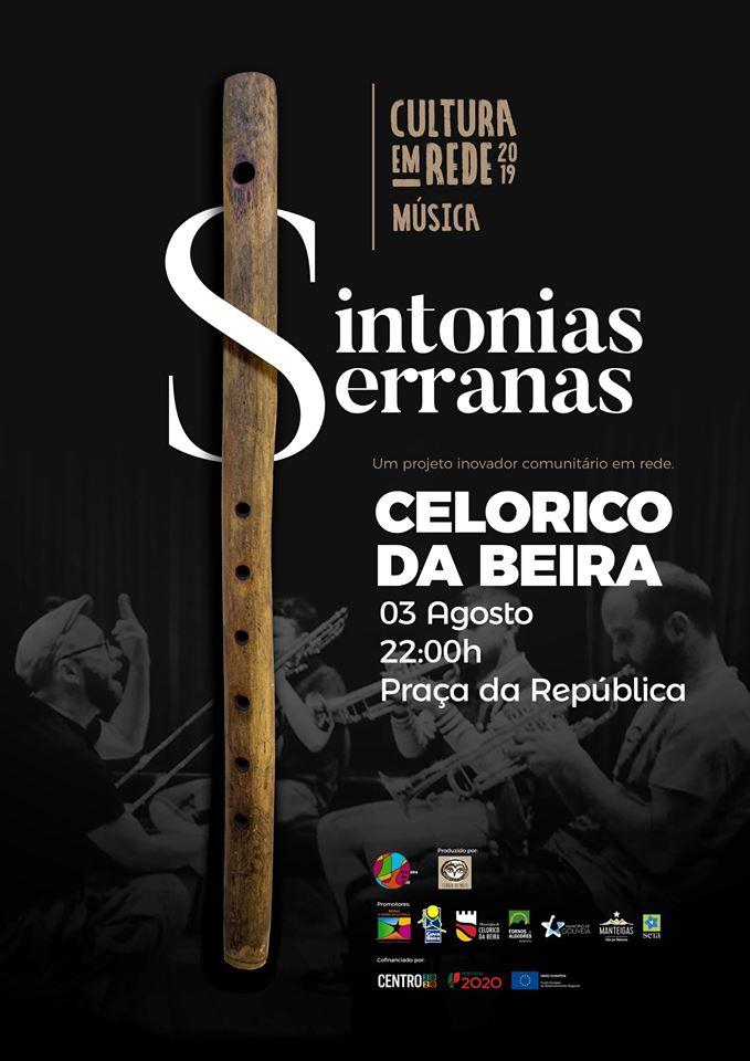 """Celorico da Beira acolhe """"Sintonias Serranas"""" este sábado"""