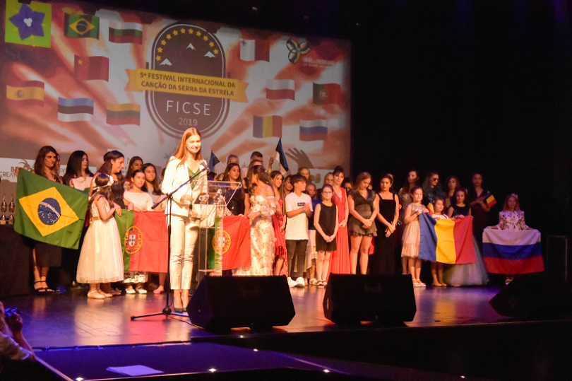 Gerry Lyubenova venceu o 5º Festival Internacional da Canção da Serra da Estrela
