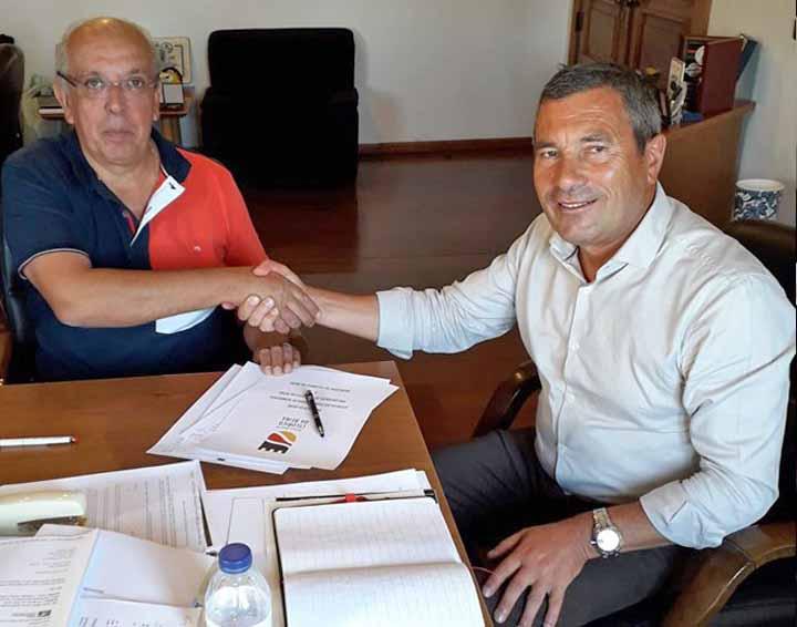 Município de Celorico da Beira assinou protocolo de cooperação com os Bombeiros