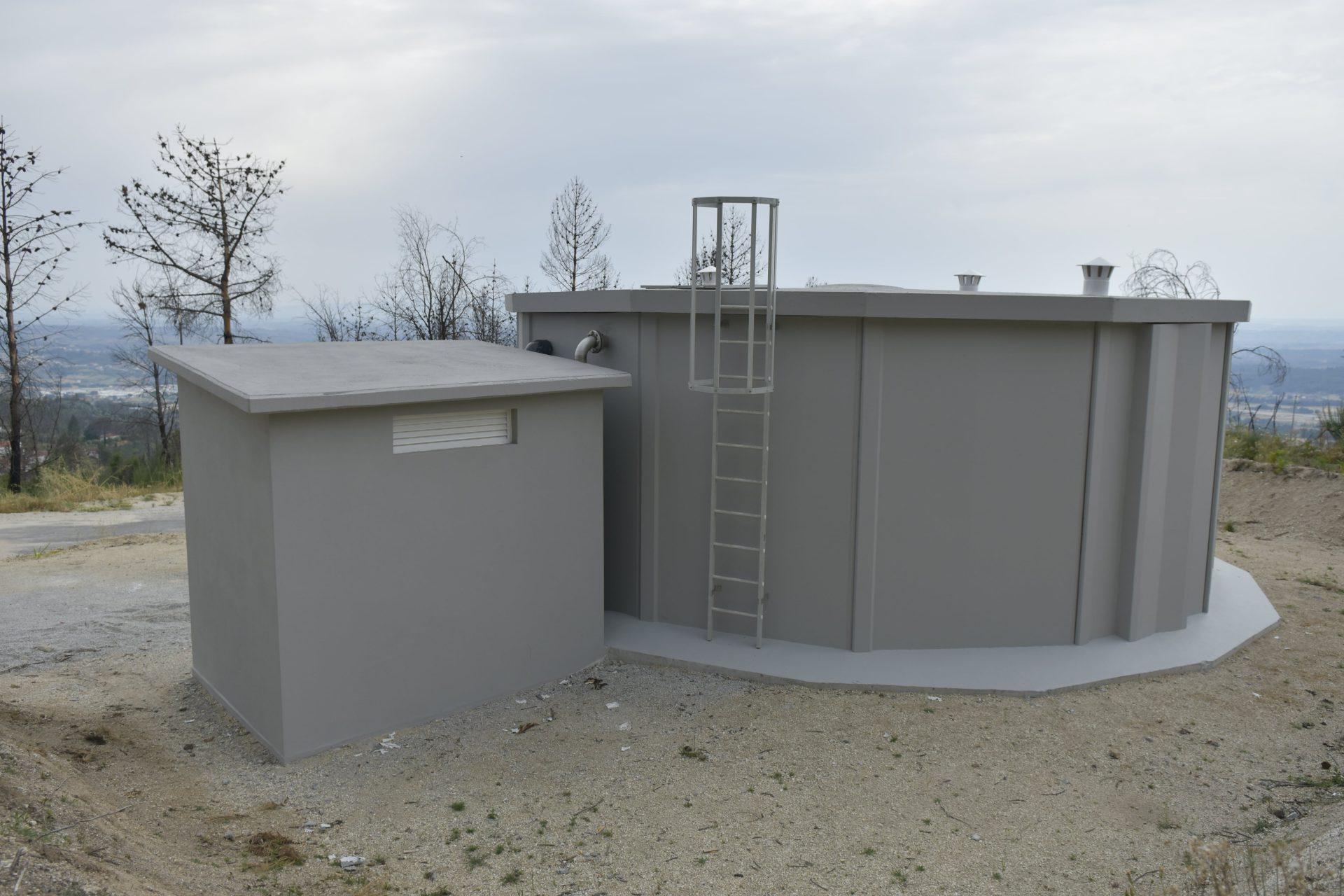 Seia investe 2,8 milhões de euros nas águas e saneamento