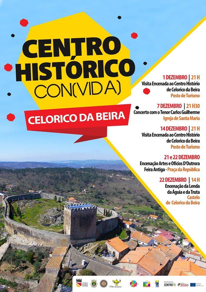 Centro Histórico Con(vida) – Celorico da Beira