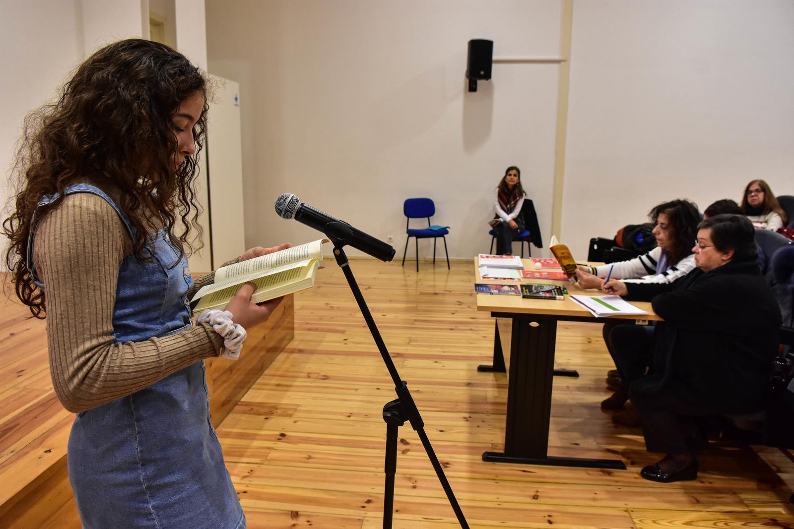 Concurso Nacional de Leitura em Seia