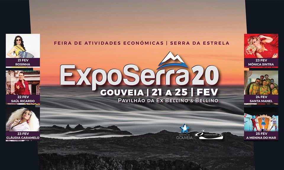 ExpoSerra – Feira de Atividades Económicas, a Feira do Queijo e o Carnaval da Serra em Gouveia