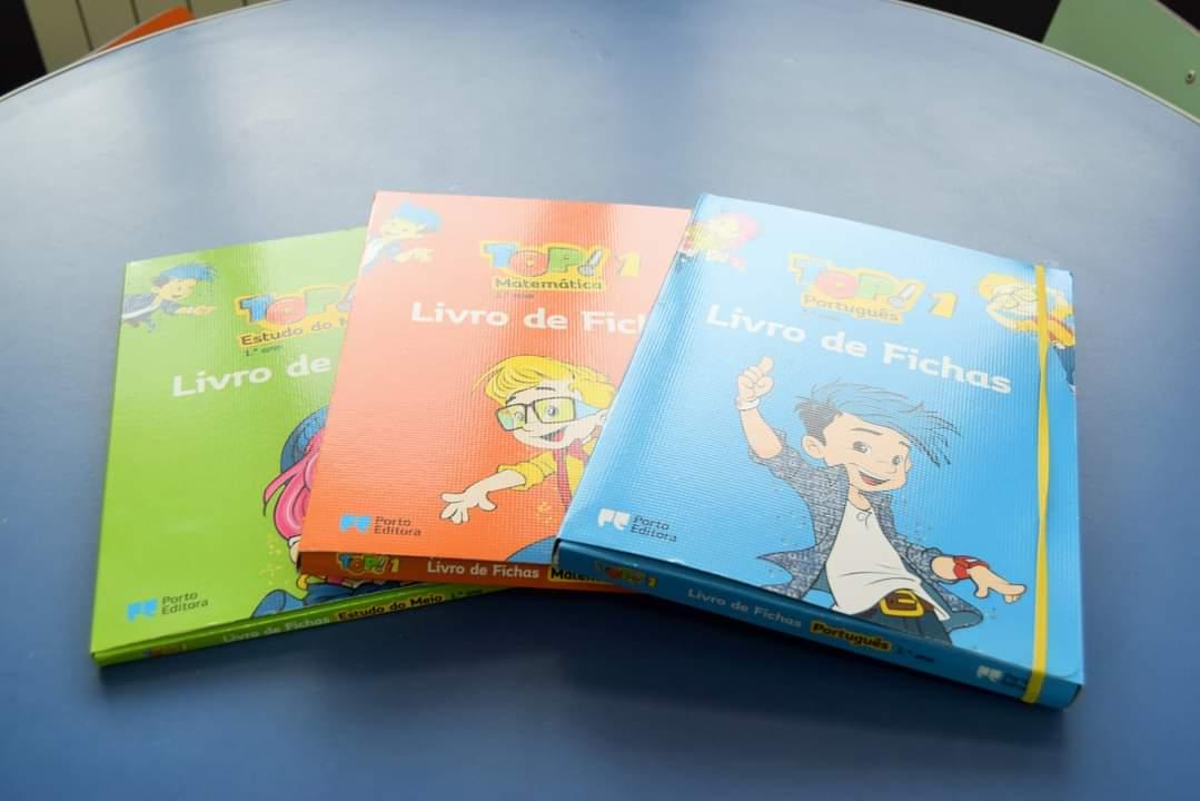 Município de Figueira de Castelo Rodrigo entregou livros de fichas aos alunos do 1.º CEB