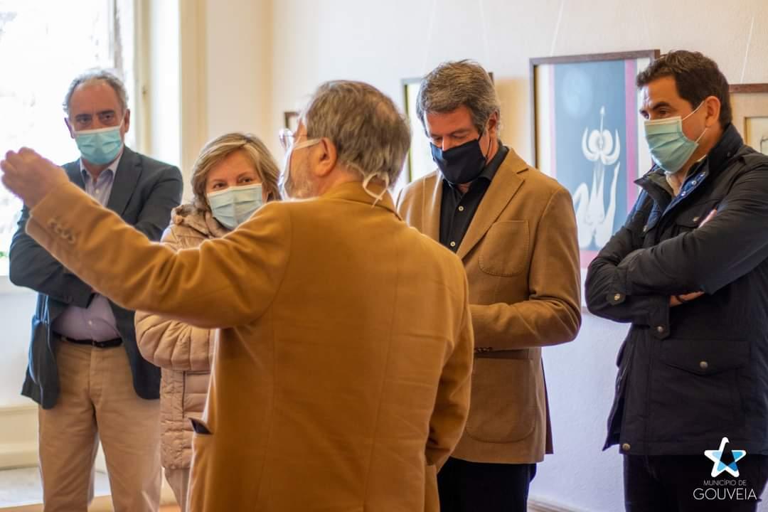 Gouveia: Museu Abel Manta recebeu doação de duas obras