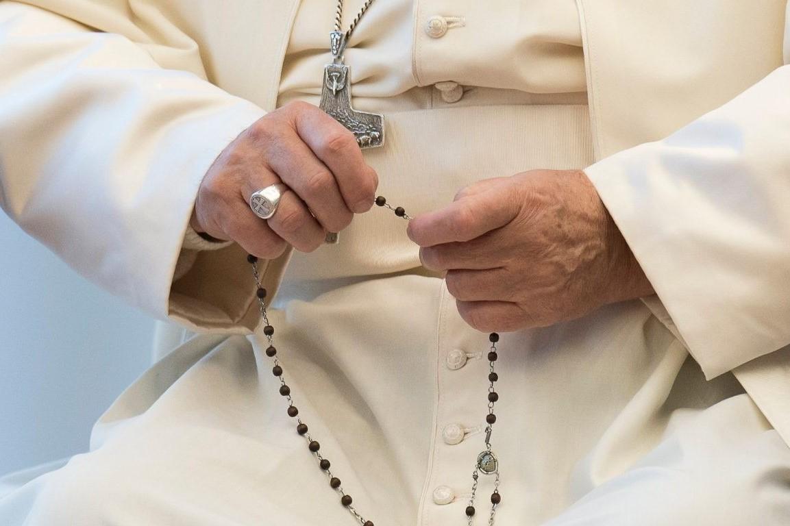 Papa evoca aparições de Fátima e pede oração do Rosário em tempos de pandemia