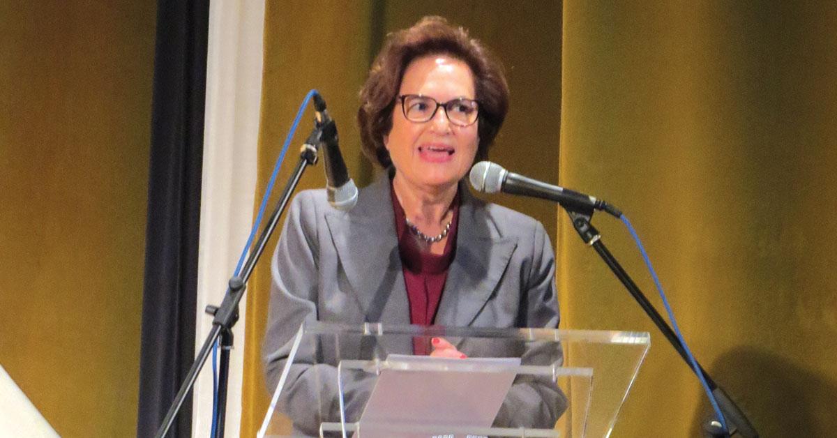 CCDR: ISABEL DEMASCENO ELEITA PARA CONTINUAR A PRESIDIR NO CENTRO